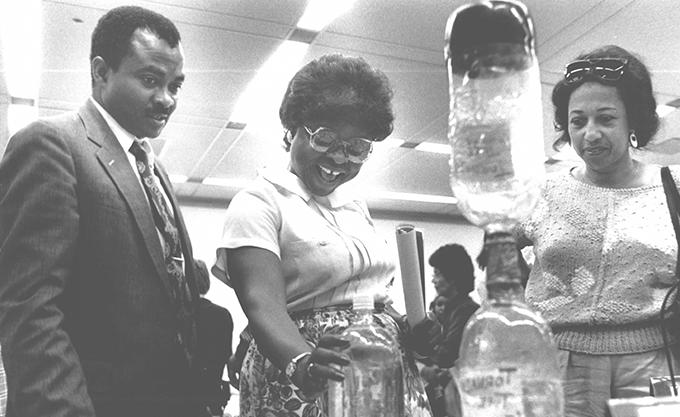 1960 science fair