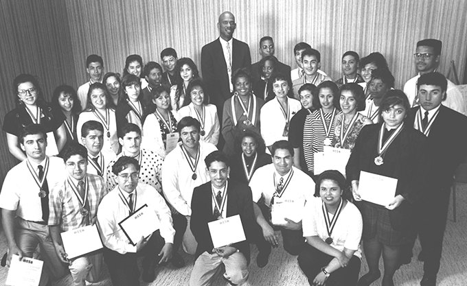 1993 all award winners