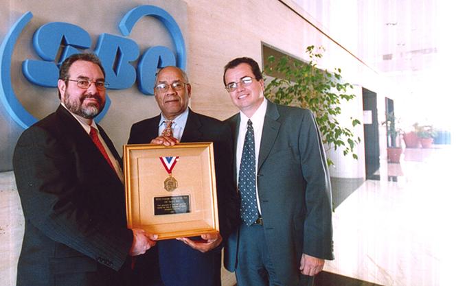 2000 award ceremony