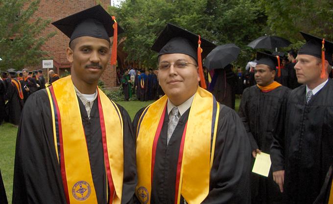 2007 graduates