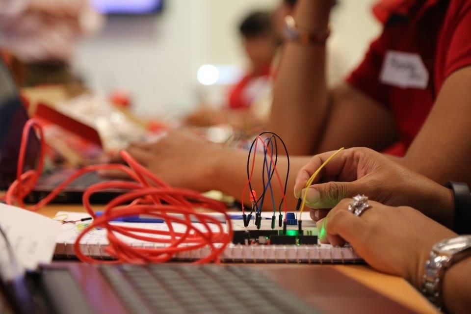 teachers training on circuits