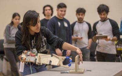 Connecting Students, Industry to Launch STEM Careers